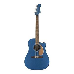 Violão Fender Redondo Player Belmont Blue