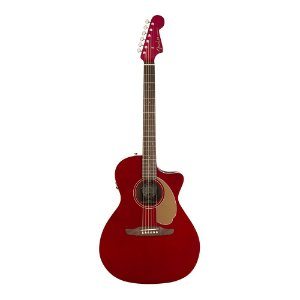 Violão Fender Newporter Player Candy Apple Red