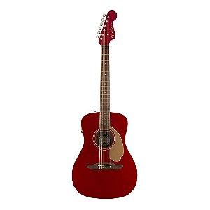 Violão Fender Malibu Player Candy Apple Red