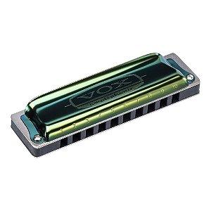 Gaita Vox Continental VCH 1 A Green
