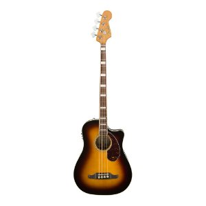 Baixolão Fender Kingman Bass SCE 3 Color Sunburst