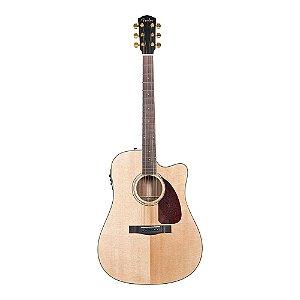 Violão Fender CD 320 Asce All Solid Natural