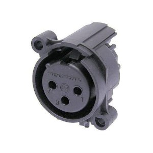 Conector Neutrik NC3FAAH-0