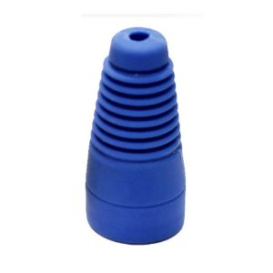 Conector Neutrik BSZ 6 Azul Azul