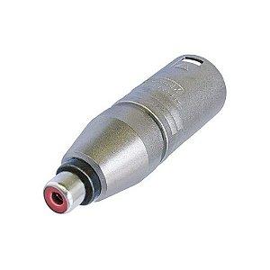 Conector Neutrik NA2MPMF