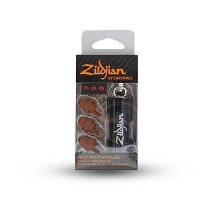 Earplugs Zildjian ZPLUGSD Dark