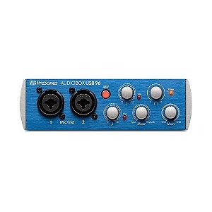 Interface Presonus Audiobox USB 96