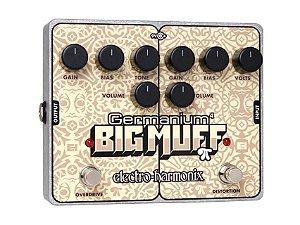 Pedal Electro Harmonix Germanium 4 Big Muff PI