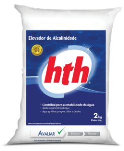 Elevador de alcalinidade 2Kg HTH