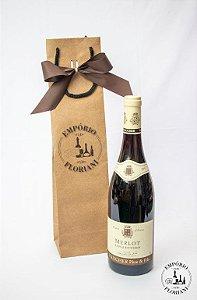 Vinho Vauche Peres & Fils Merlot 750ml