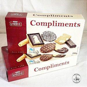 Biscoitos alemães Compliments 200gr