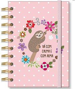 Caderneta Bicho-preguiça