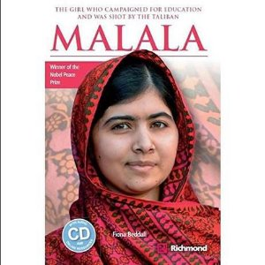 Malala - With Audio + Cd - Level 1 - Scholastic children s books