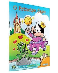 O Príncipe Sapo - Coleção Turma da Mônica Algodão Doce