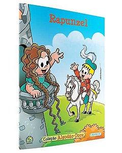 Rapunzel - Coleção Turma da Mônica Algodão Doce