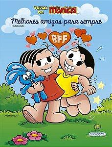 TM - Melhores amigas para sempre - Bem-me-quer