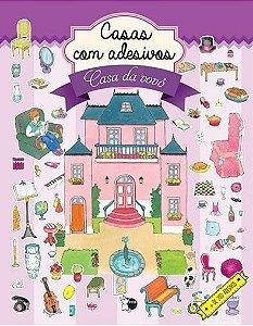 Casa da vovó - Casas com adesivos