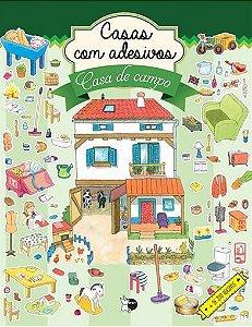 Casa de campo - Casas com adesivos
