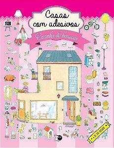 Casinha de bonecas - Casas com adesivos