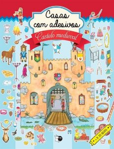 Castelo medieval - Casas com adesivos