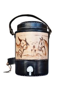 Garrafa 8L - Boi e Cavalo