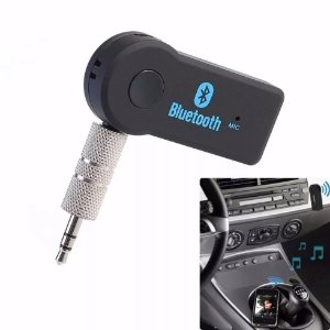 Bluetooth Receiver Car P2 Com Microfone