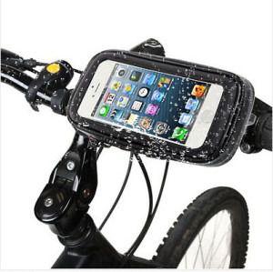 Porta Celular Impermeável P/ Bicicleta Moto C/ Suporte 6.3