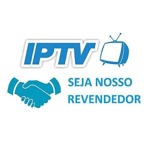 Painel Revenda IPTV - 10 Créditos
