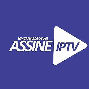 Lista IPTV Plano Anual - 12 Meses