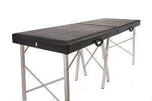 Maca Dobravel Essencial Aluminio - MC 01 - Preta