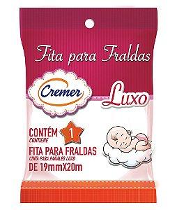 Fita Fralda Rosa 19mmx20m