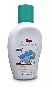 Água de Colônia Topz Baby 120 ml