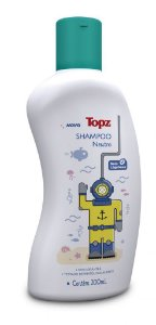 Shampoo Neutro Topz Baby 200ml