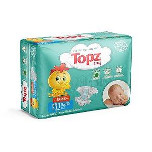 Fralda Descartável Topz Baby Jumbinho P