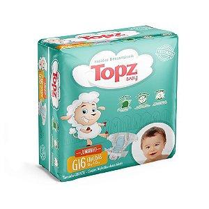 Fralda Descartável Topz Baby Jumbinho G