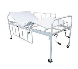Cama Hospitalar simples 6 movimentos