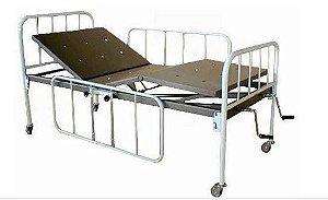 Cama Hospitalar Fowler Standart 4 movimentos