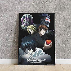 Placa decorativa DEATH NOTE 2