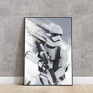 Placa decorativa Star Wars 4