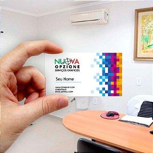 Cartão de visita para Empreendedores 2 - Econômico - 1000 unidades