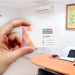 Cartão de visita para Empreendedores 3 - Econômico - 1000 unidades