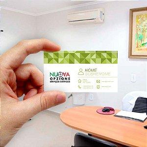 Cartão de visita para Empreendedores 7 - Econômico - 1000 unidades