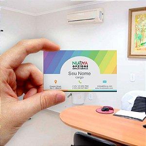 Cartão de visita para Empreendedores 14 - Econômico - 1000 unidades