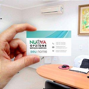 Cartão de visita para Empreendedores 15 - Econômico - 1000 unidades