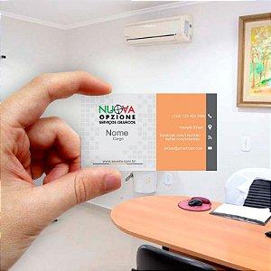 Cartão de visita para Empreendedores 16 - Econômico - 1000 unidades