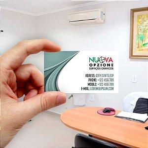 Cartão de visita para Empreendedores 17 - Econômico - 1000 unidades