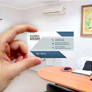 Cartão de visita para Empreendedores 30 - Econômico - 1000 unidades