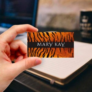 Cartão de visita Mary Kay 11 Profissional
