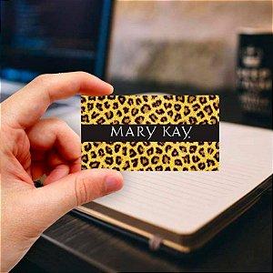 Cartão de visita Mary Kay 12 Profissional
