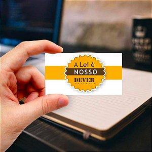 Cartão de visita para Advogado 3 - Profissional